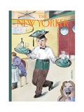 The New Yorker Cover - June 1, 1998 Regular Giclee Print by Barry Blitt