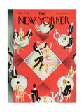 The New Yorker Cover - December 3, 1927 Giclee Print by Constantin Alajalov