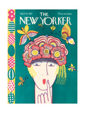 The New Yorker Cover - April 16, 1927 Giclee Print by Ilonka Karasz