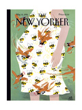 The New Yorker Cover - May 15, 1995 Regular Giclee Print by Bob Zoell (HA)