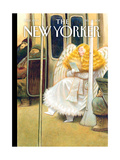 The New Yorker Cover - December 12, 2011 Regular Giclee Print by Carter Goodrich