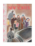The New Yorker Cover - November 3, 1934 Regular Giclee Print by Richard Decker