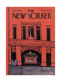 The New Yorker Cover - May 21, 1966 Premium Giclee Print by Robert Kraus