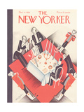 The New Yorker Cover - December 4, 1926 Regular Giclee Print by Constantin Alajalov