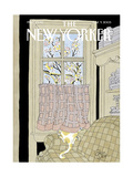 The New Yorker Cover - June 9, 2003 Giclee Print by Gahan Wilson