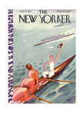 The New Yorker Cover - June 15, 1935 Regular Giclee Print by Garrett Price