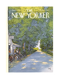 The New Yorker Cover - June 21, 1976 Giclee Print by Arthur Getz
