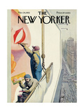 The New Yorker Cover - March 29, 1952 Giclee Print by Arthur Getz