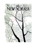 The New Yorker Cover - April 3, 1971 Giclee Print by Raymond Davidson