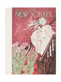The New Yorker Cover - June 29, 1940 Giclee Print by Mary Petty