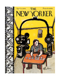 The New Yorker Cover - April 13, 1946 Giclee Print by Abe Birnbaum