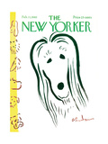 The New Yorker Cover - February 13, 1965 Giclee Print by Abe Birnbaum