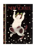 The New Yorker Cover - December 30, 1933 Regular Giclee Print by Rea Irvin