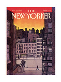 The New Yorker Cover - November 25, 1985 Giclee Print by Roxie Munro