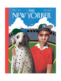 The New Yorker Cover - May 1, 1995 Regular Giclee Print by Mark Ulriksen