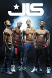 JLS-Shirtless Posters