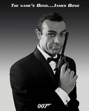 James Bond-Connery Poster