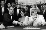 James Bond - Lady Luck, Goldfinger Kunstdruck