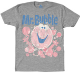 Mr. Bubble - Vintage Box Logo T-Shirts