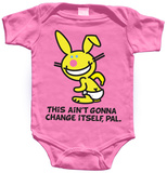 Infant: Happy Bunny - This Ain't Gonna Change Itself Vêtements