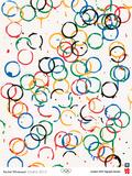 Olimpiadas 2012, Rachel Whiteread Poster por Whiteread Rachel