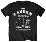 Cavern Club - Cavern B&amp;W T-shirts