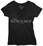Juniors: Secret Circle - The Secrect Circle Logo Shirt
