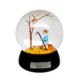 Peter Arno Snow Globe Snow Globe by Peter Arno