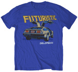 Delorean Motor Co. - Futuristic T-Shirt