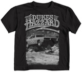 Toddler: Dukes of Hazzard - General Movie Jump T-shirts