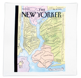 New Yorkistan Shower Curtain Shower Curtain