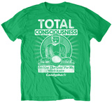 Caddyshack - Total Consciousness T-Shirts