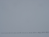 A Komi Reindeer-Herding Clan on the Tundra in Heavy Whiteout Fog Photographic Print by Gordon Wiltsie