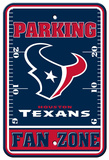 NFL Houston Texans Parking Sign Wall Sign