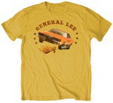 Dukes of Hazzard - Two Wheel General Shirts