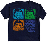 Toddler: Mad Magazine - Mad Mad Mad T-shirts