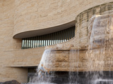 Architecture of the American Indian Museum on the National Mall Photographic Print by  Greg
