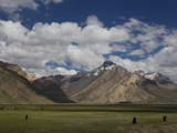 The Suru Valley on the Road from Kargil to Zanska Photographic Print by Steve Winter