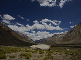 Zanskar Valley on the Road from Kargil to Zanska Photographic Print by Steve Winter