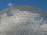 The Expo 1967 Geodesic Dome, Now Called the Biosphere Is in Canada Photographic Print by Stacy Gold
