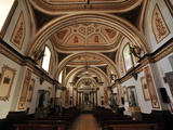 The Interior of the Dominican Church Photographic Print by Raul Touzon