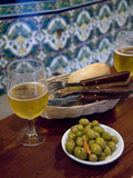 Tapas at Taberna Coloniales in Plaza Cristo De Burgos Photographic Print by Krista Rossow