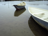 Dories at Low Tide Photographic Print by Raul Touzon