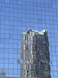 Reflection of a Building Photographic Print by  Greg