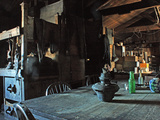 Inside of Explorer Robert Scott's 1911 Terra Nova Hut Photographic Print by Steve And Donna O'Meara