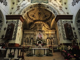 A Side Chapel in the Dominican Church Photographic Print by Raul Touzon