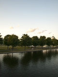 Recreational Area in Old Montreal, Canada Photographic Print by Stacy Gold