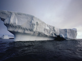 Iceberg, Palmer Peninsula, Antarctica Photographic Print by Flip Nicklin/Minden Pictures