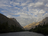 The Suru River, a Tributary of the Indus River Photographic Print by Steve Winter