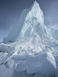 Iceberg, Arctic Photographic Print by Flip Nicklin/Minden Pictures